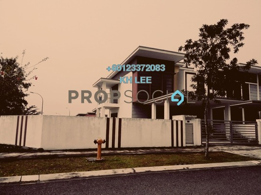 Terrace For Rent in Cahaya SPK, Shah Alam Freehold Semi Furnished 5R/5B 400translationmissing:en.pricing.unit