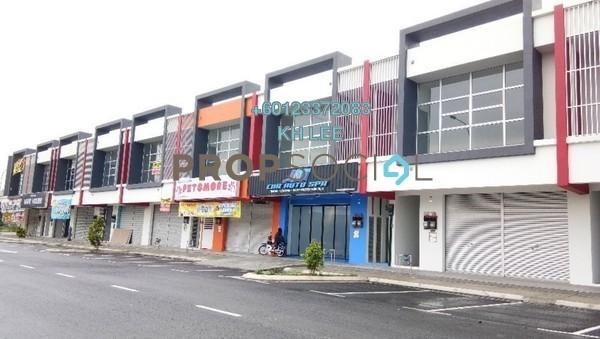 Shop For Rent in 3 Avenue, Bandar Bukit Raja Freehold Unfurnished 0R/0B 3.5k