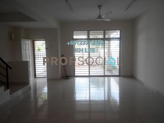 Terrace For Sale in Alam Nusantara, Setia Alam Freehold Unfurnished 4R/3B 580k