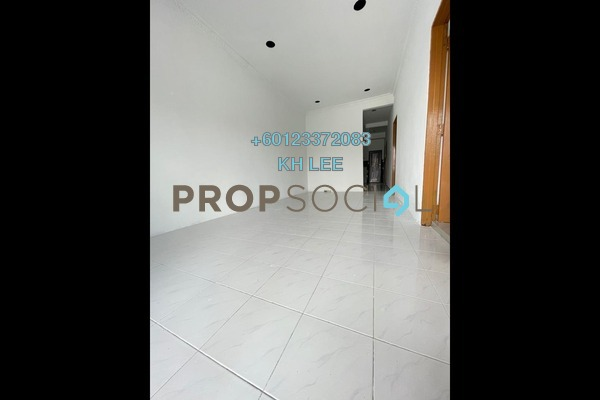 Terrace For Sale in Taman Sentosa, Klang Freehold Semi Furnished 3R/2B 350k