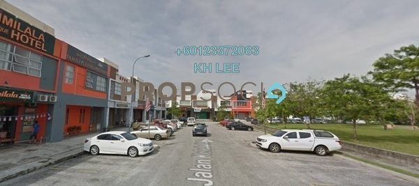 Office For Rent in Section 7, Shah Alam Freehold Unfurnished 0R/0B 1.5k