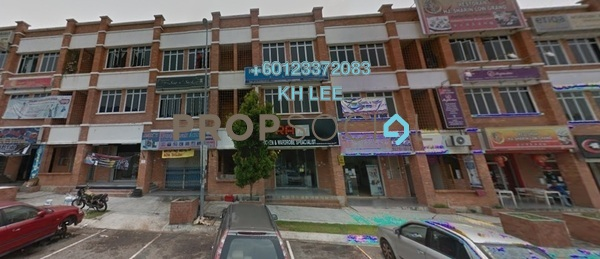 Shop For Rent in Alam Budiman, Shah Alam Freehold Unfurnished 0R/0B 3k