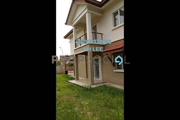 Terrace For Sale in Alam Nusantara, Setia Alam Freehold Unfurnished 4R/3B 960k