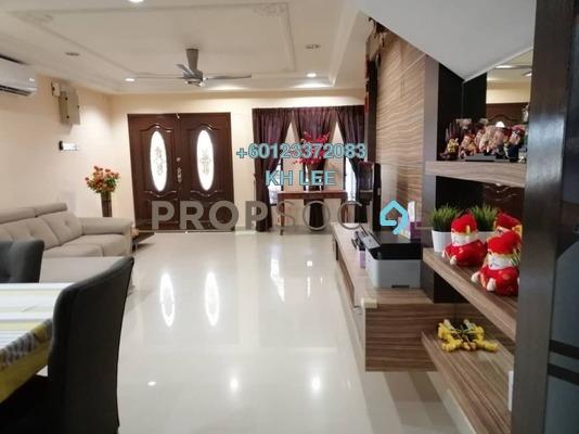 Terrace For Sale in Taman Subang Pelangi, Subang Freehold Semi Furnished 4R/5B 700k