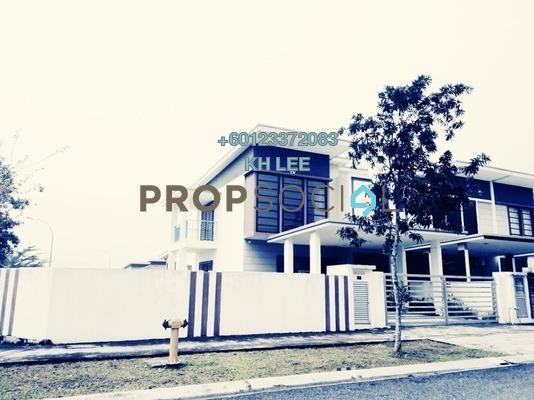 Superlink For Rent in Cahaya SPK, Shah Alam Freehold Unfurnished 5R/0B 400translationmissing:en.pricing.unit