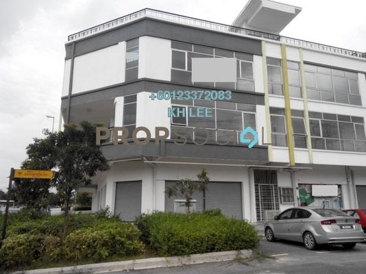 Shop For Rent in Klang Sentral Commercial Centre, Meru Freehold Unfurnished 0R/0B 5.5k