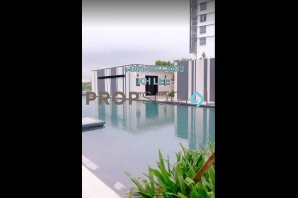 Condominium For Sale in Residency V, Old Klang Road Freehold Semi Furnished 2R/2B 520k