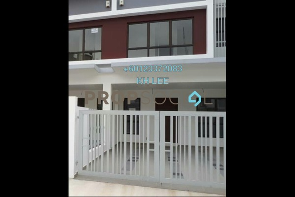 Terrace For Sale in Setia Permai 2, Setia Alam Freehold Unfurnished 4R/3B 620k