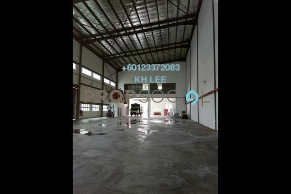 Factory For Rent in Taman Sungai Kapar Indah, Kapar Freehold Unfurnished 0R/0B 21k