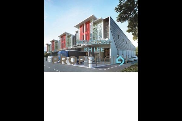 Factory For Sale in Jalan Meru, Klang Freehold Unfurnished 0R/0B 2.65m