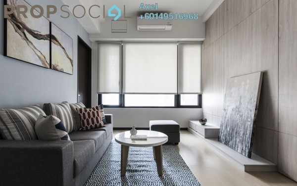 Condominium For Sale in Pavilion Mall, Bukit Bintang Freehold Semi Furnished 3R/2B 629k