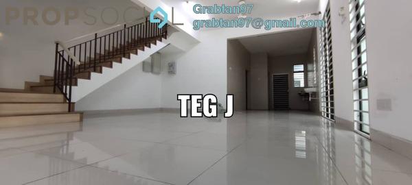 Terrace For Sale in Nafiri, Bandar Bukit Raja Freehold Unfurnished 4R/3B 870k