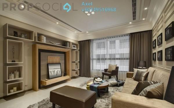 Condominium For Sale in Duta Ria, Dutamas Freehold Semi Furnished 3R/2B 598k