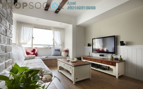 Condominium For Sale in Mont Kiara Aman, Mont Kiara Freehold Semi Furnished 4R/3B 600k