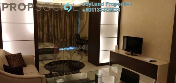 Condominium For Rent in Carlton, Sri Hartamas Freehold Fully Furnished 0R/1B 1.5k
