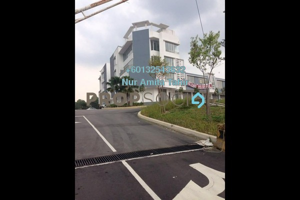 Shop For Rent in The Linq @ Kinrara Uptown, Bandar Putra Permai Freehold Unfurnished 0R/0B 9.5k