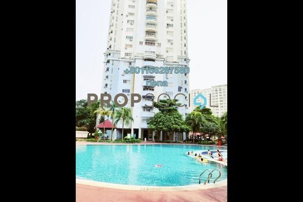 Condominium For Sale in Ridzuan Condominium, Bandar Sunway Freehold Unfurnished 3R/2B 360k
