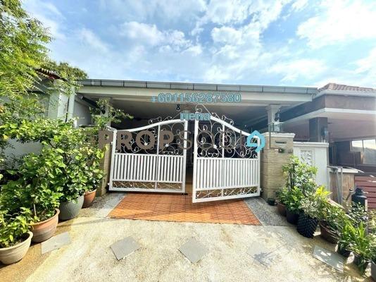 Terrace For Sale in Taman Sakap, Kajang Freehold Unfurnished 3R/2B 430k