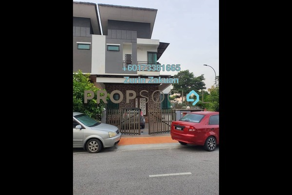 Semi-Detached For Sale in Section 30, Shah Alam Freehold Semi Furnished 5R/3B 920k