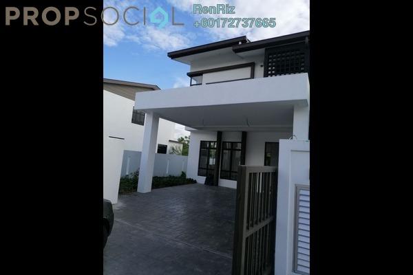 Terrace For Rent in Kampung Sungai Merab, Kajang Freehold Unfurnished 4R/4B 1.5k