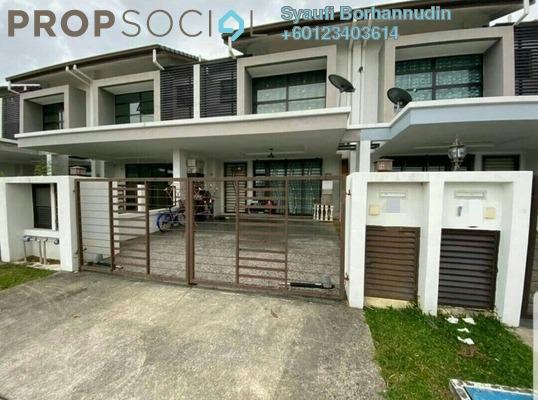 Terrace For Sale in Geta, Bandar Bukit Raja Freehold Unfurnished 4R/3B 700k