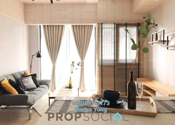 Serviced Residence For Rent in Star Residences, Kuala Lumpur Freehold Fully Furnished 1R/1B 3.9k