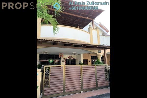Terrace For Sale in Taman Seri Juru, Juru Freehold Semi Furnished 4R/3B 560k