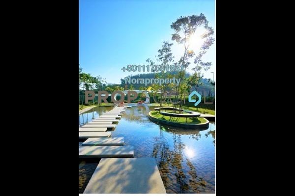Semi-Detached For Sale in Garden Residence, Cyberjaya Freehold Unfurnished 5R/5B 1.65m