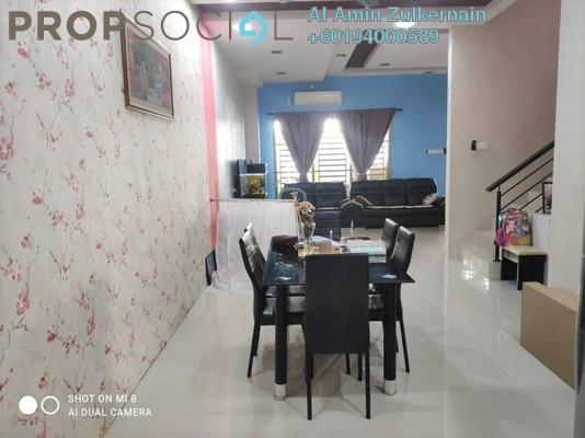 Terrace For Sale in Juru Heights, Juru Freehold Semi Furnished 5R/4B 690k
