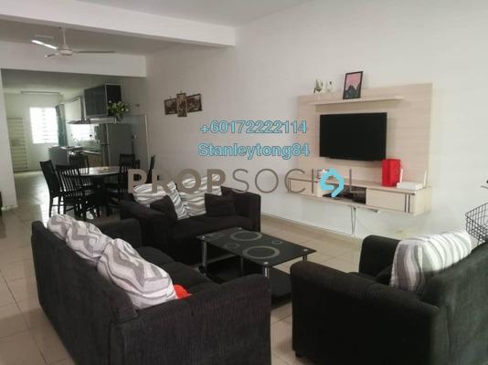 Terrace For Sale in Dextora, Bandar Sri Sendayan Freehold Fully Furnished 4R/4B 500k