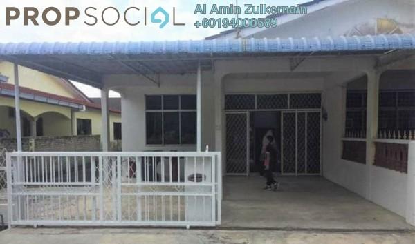 Rumah Berkembar Untuk dijual di Taman Seri Wang, Arau Freehold Unfurnished 3R/2B 280Ribu