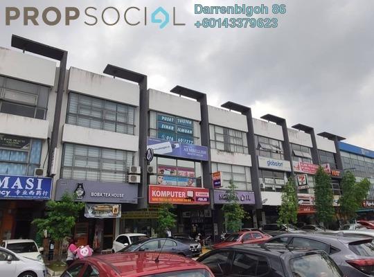 Condominium For Rent in The Trillium, Sungai Besi Freehold Unfurnished 0R/0B 1.7k