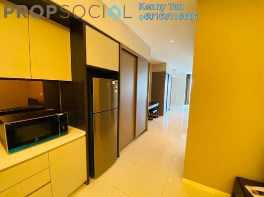Serviced Residence For Rent in Dorsett Residences, Sri Hartamas Freehold Fully Furnished 0R/1B 2.1k