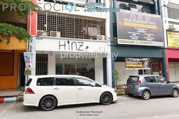 Office For Rent in Section 62, Bandar Menjalara Freehold Semi Furnished 1R/1B 1.9k