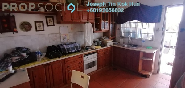 Terrace For Rent in Taman OUG, Old Klang Road Freehold Semi Furnished 4R/3B 2k