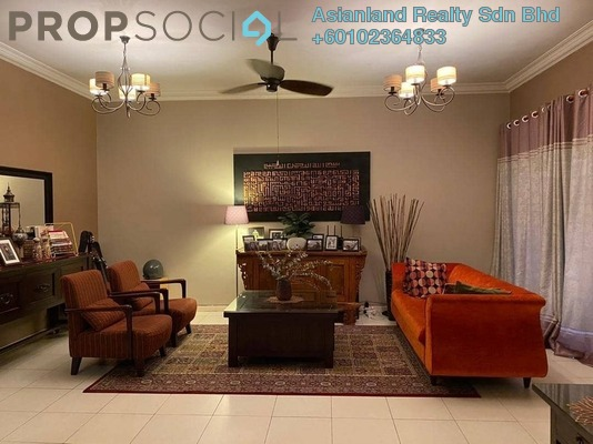 Terrace For Sale in Sunway Kayangan, Shah Alam Freehold Fully Furnished 4R/4B 680k
