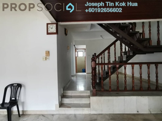 Terrace For Sale in Taman OUG, Old Klang Road Freehold Semi Furnished 4R/3B 1.15m