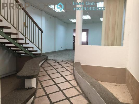 Terrace For Rent in Jalan Jones, Pulau Tikus Freehold Unfurnished 3R/4B 3.8k