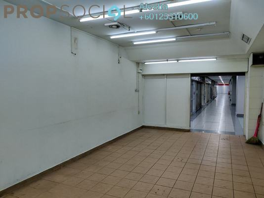 Shop For Sale in Pertama Complex, Dang Wangi Freehold Unfurnished 0R/0B 220k