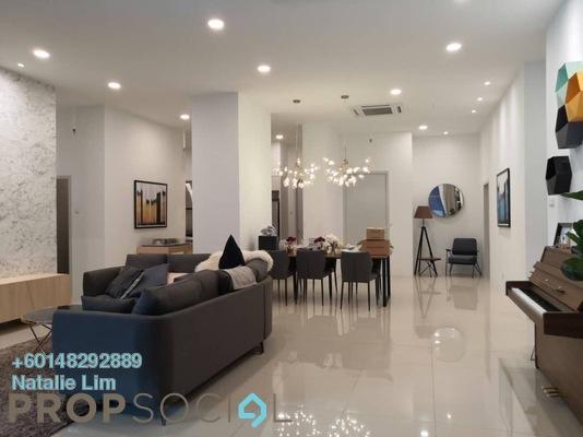 Condominium For Sale in Berlian Residence @ Setapak, Kuala Lumpur Freehold Semi Furnished 5R/4B 795k