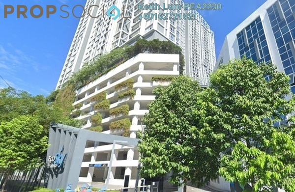 Condominium For Sale in EcoSky, Kuala Lumpur Freehold Semi Furnished 2R/2B 570k
