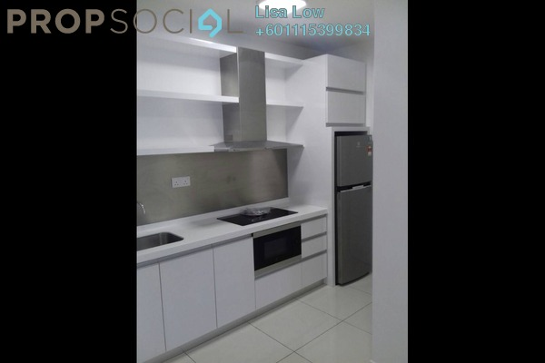 Serviced Residence For Rent in Aurora Tower, KLCC Freehold Fully Furnished 2R/2B 1.5k