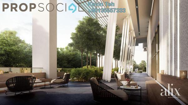 Condominium For Sale in Alix Residences, Kuala Lumpur Freehold Semi Furnished 3R/3B 1.07m