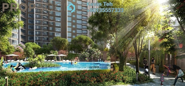 Condominium For Sale in Agile, Bukit Bintang Freehold Semi Furnished 1R/1B 986k