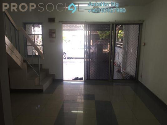 Terrace For Rent in SS19, Subang Jaya Freehold Semi Furnished 2R/2B 1.25k