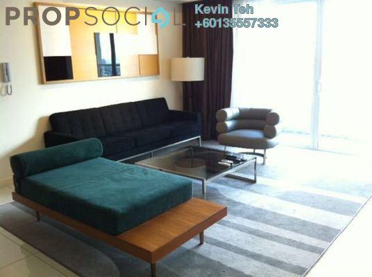 Condominium For Rent in Tiffani Kiara, Mont Kiara Freehold Fully Furnished 3R/3B 3.4k