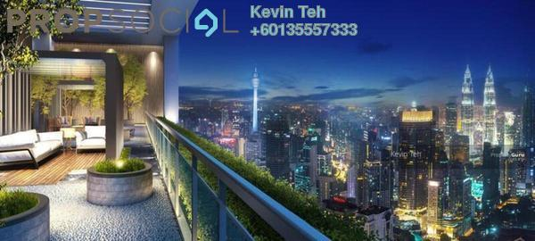 Condominium For Sale in Agile, Bukit Bintang Freehold Semi Furnished 1R/1B 1.24m