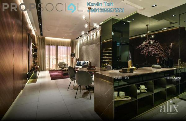 Condominium For Sale in Alix Residences, Kuala Lumpur Freehold Semi Furnished 4R/5B 1.61m