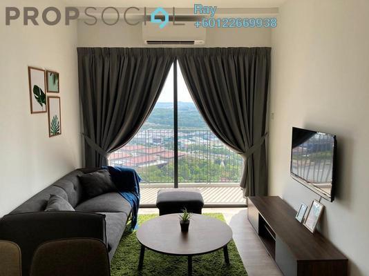 Serviced Residence For Rent in Emporis, Kota Damansara Freehold Fully Furnished 2R/2B 2.3k