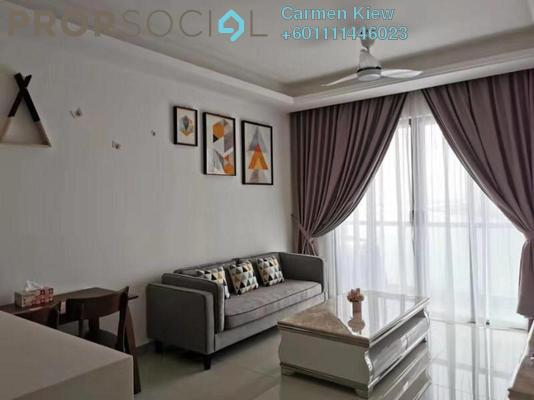 Serviced Residence For Rent in R&F Princess Cove, Johor Bahru Freehold Fully Furnished 1R/1B 1.3k